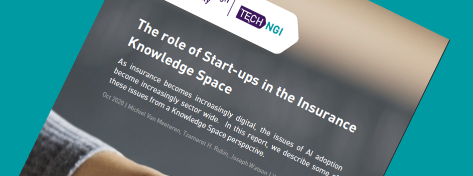 The Role of Start-Ups in the Insurance Knowledge Space